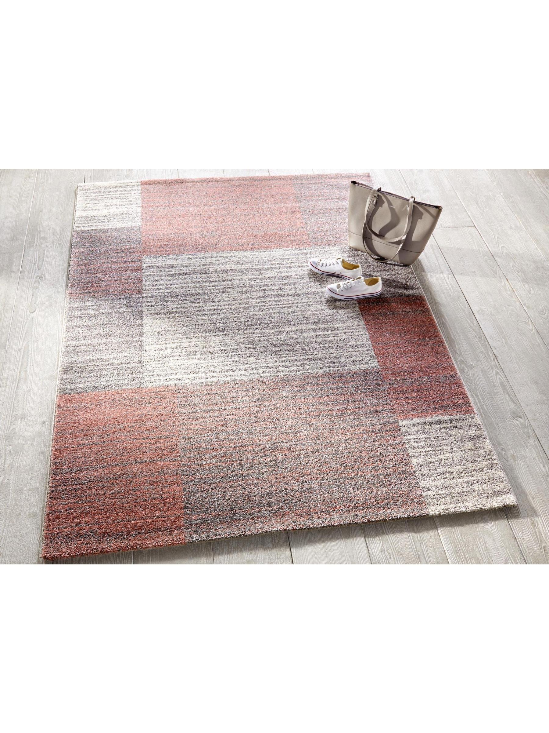 Teppich 160x230  in Pastellfarben