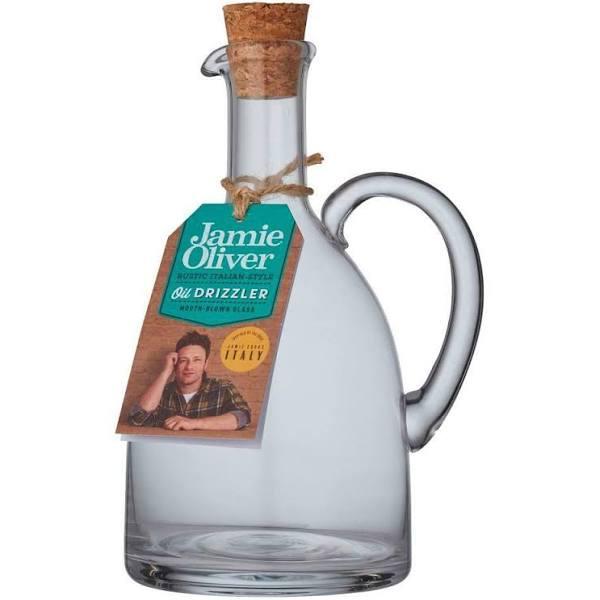 Jamie Oliver Öldosierer mit Korkverschluss 600 ml Rustic Italian