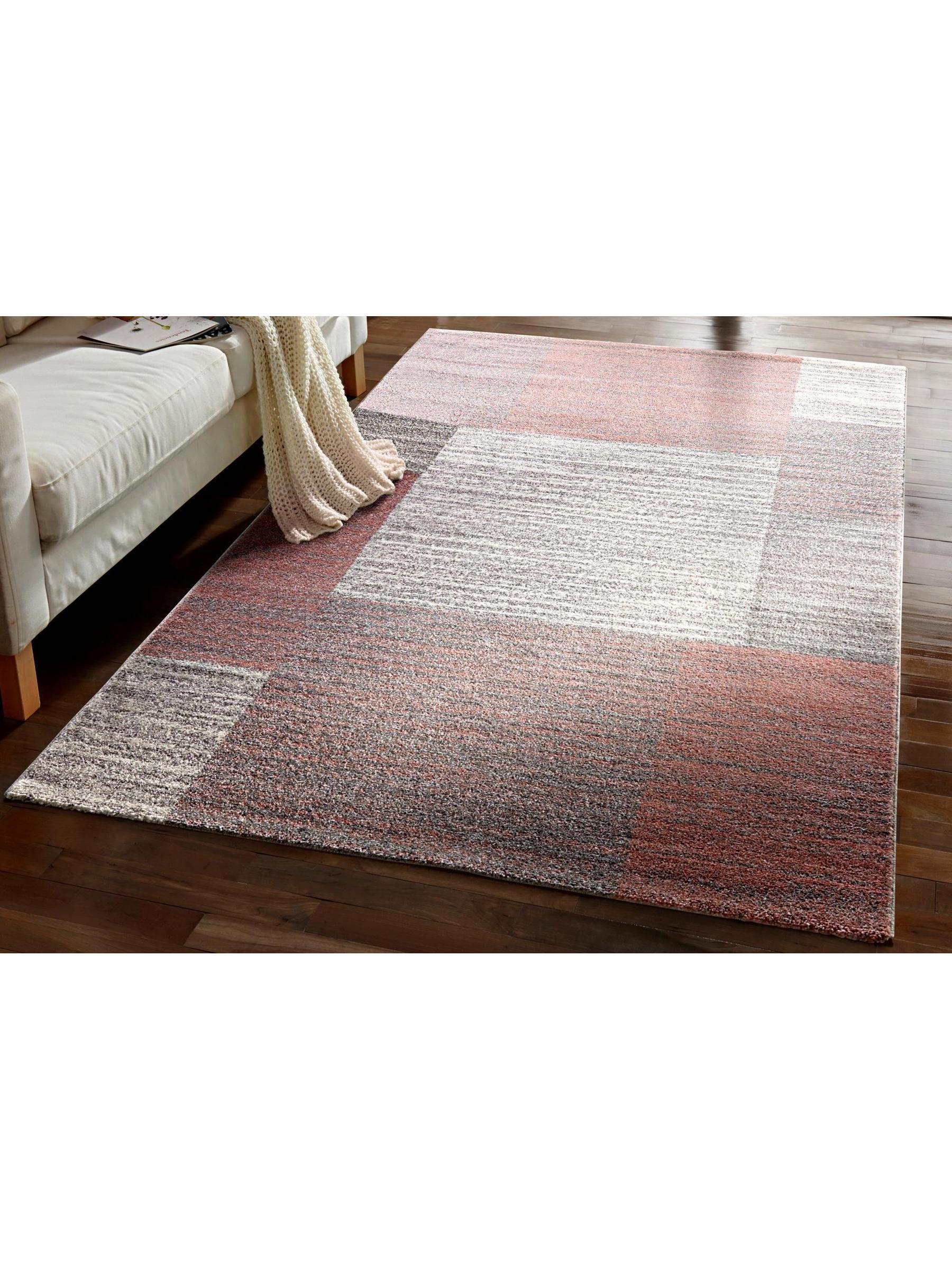 Teppich in Pastellfarben 120x170cm