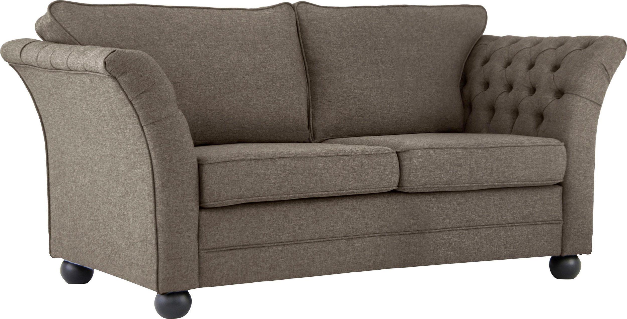 2-Sitzer Pajero Sofa in Struktur Fein