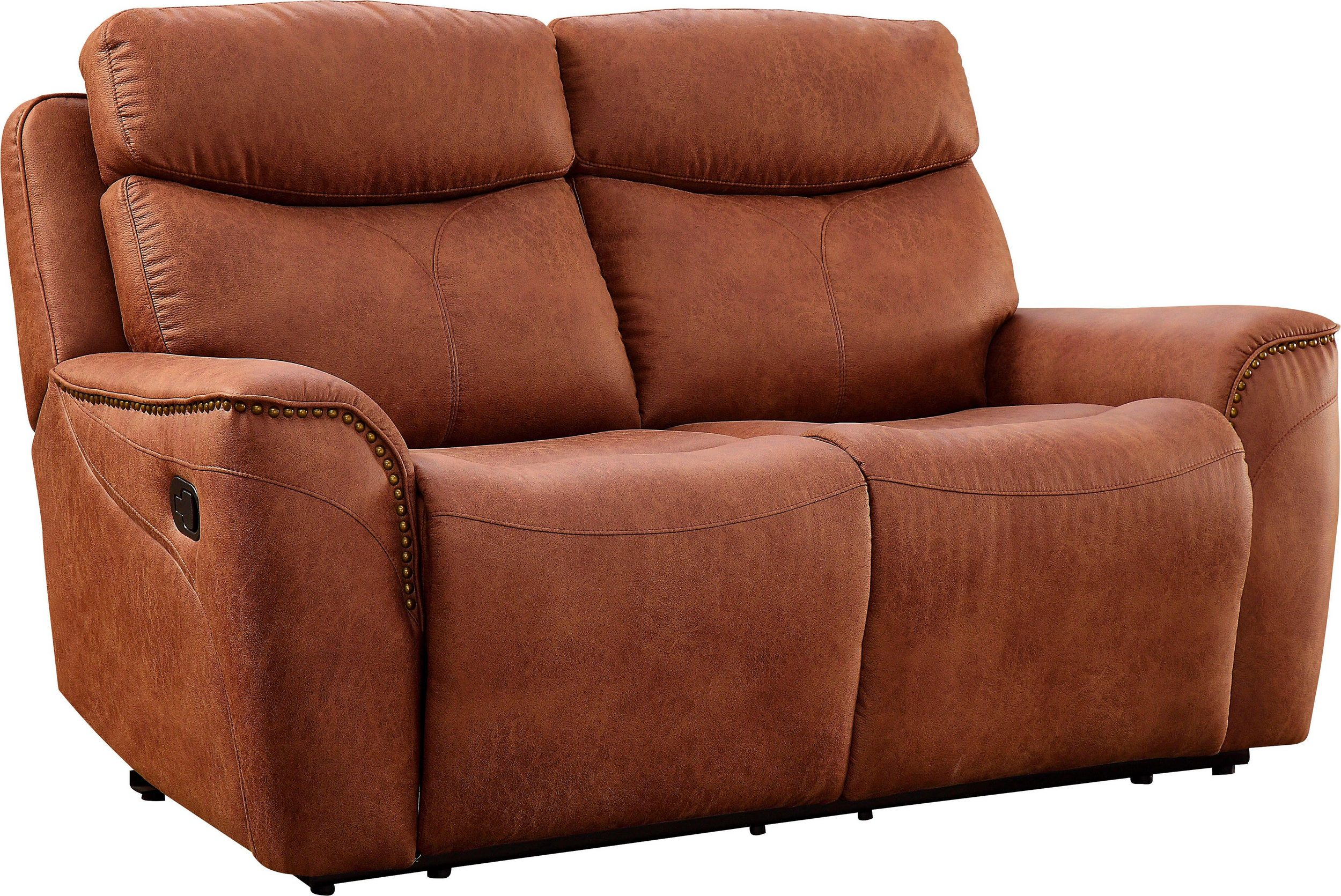 2-Sitzer Sofa Pius mit Relaxfunktion