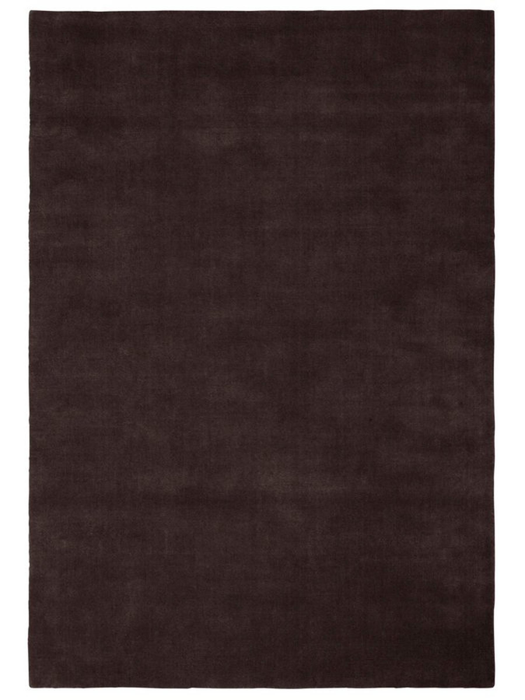 Hochflorteppich 160x230 aus Schurwolle