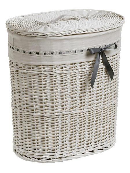 Wäschesammler mit Schleife
