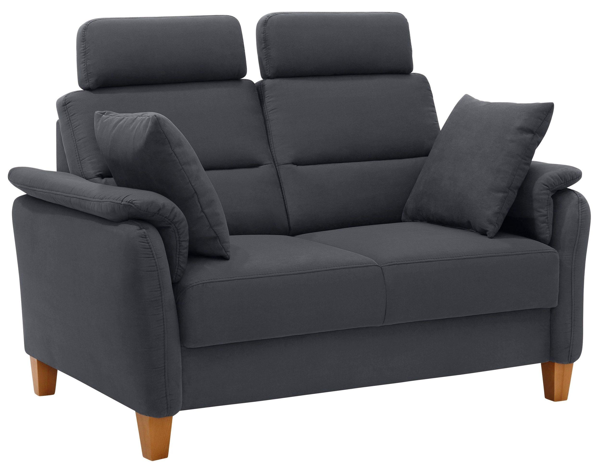2-Sitzer Sofa Palmera inkl. Kopfstütze