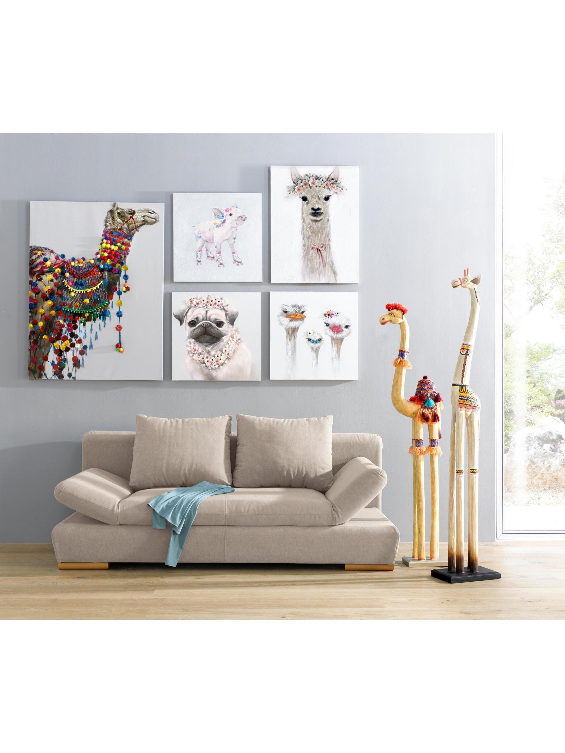 Deko-Figur Giraffe