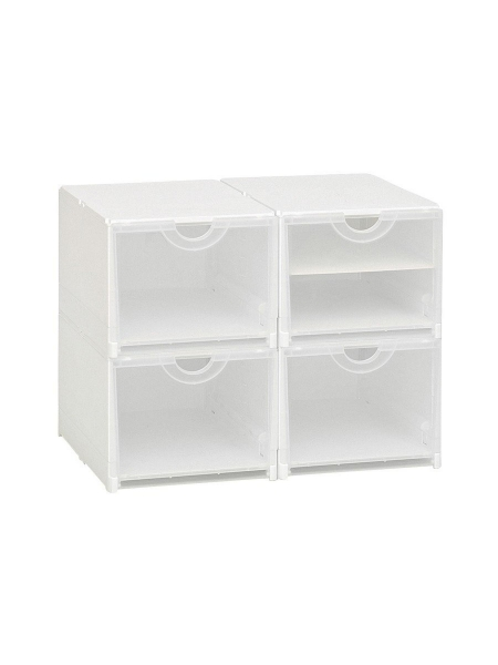 Schuhbox 4tlg