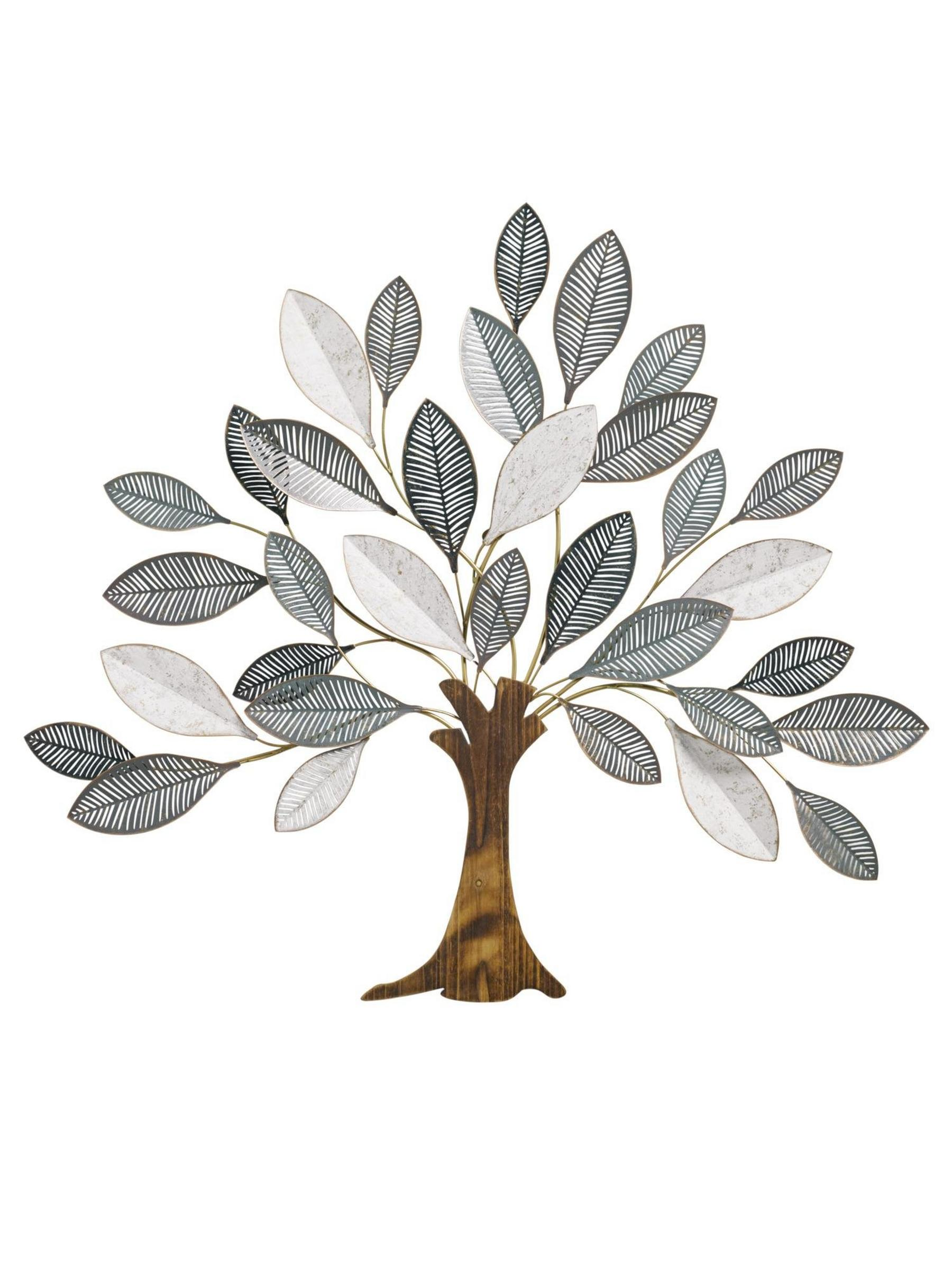 Wanddeko Baum