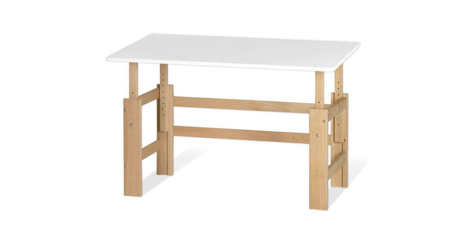Schreibtisch 115x65 höhenverstellbar
