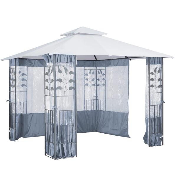 Seitenteile für Pavillon mit Fenster
