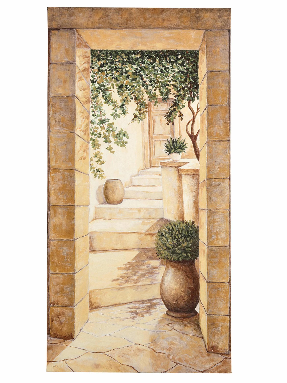 Bild 150x75 Treppenaufgang